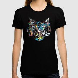 The Creative Cat (color varient) T-shirt