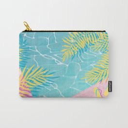Tropical pool chill Carry-All Pouch
