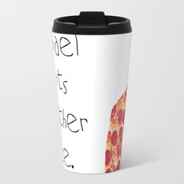 Michael Wants Another Slice Travel Mug