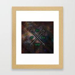 Br Ba JP WW Framed Art Print
