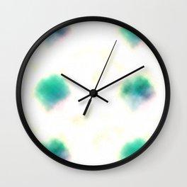 Glow Cloud Wall Clock