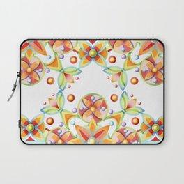Suzani Moderne Stripe Laptop Sleeve
