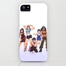 Kirkwall Girls iPhone Case