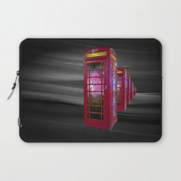 Space Beaming Boxes Laptop Sleeve