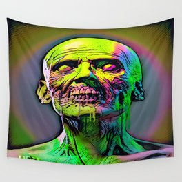 A Different Look at Life Wall Tapestry