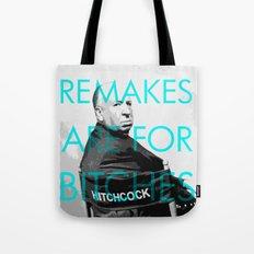 Movie Remakes Tote Bag