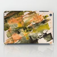 the strokes iPad Cases featuring Autumn Strokes by Bestree Art Designs
