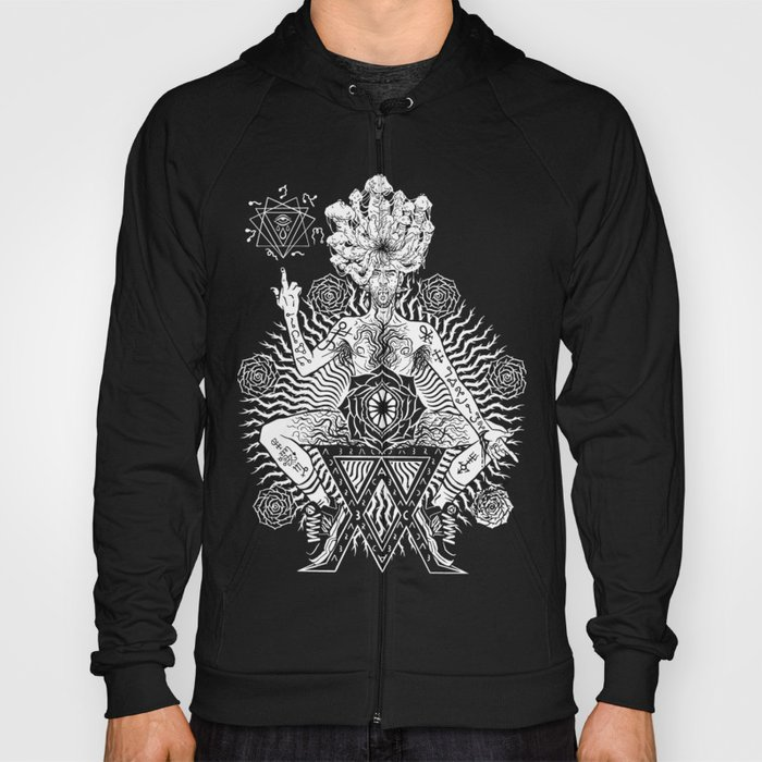 2af8940a49 Inversion of the V. ∆. Hoody by xywyx | Society6