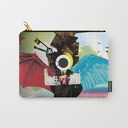 The Pursuit of Salvation Carry-All Pouch