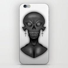 Darkness iPhone & iPod Skin