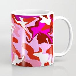 Mixed Berry Camo Coffee Mug