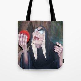 Evil Queen Hag Tote Bag
