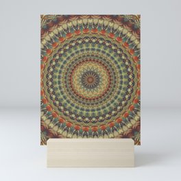 Mandala 427 Mini Art Print