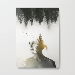 Soul of Nature Metal Print