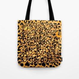 Wild Animal Print ABS Tote Bag
