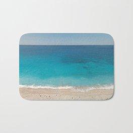 Tropical Holiday Bath Mat