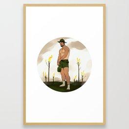 Ranger Framed Art Print