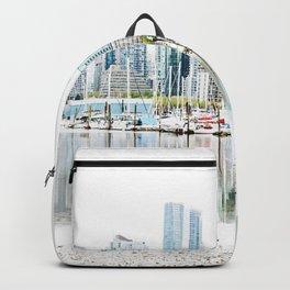 Vancouver Skyline Backpack