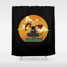 Hero Killer Shower Curtain