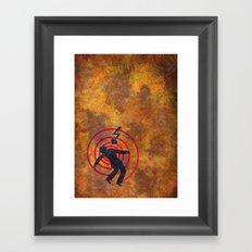 Heartshock Framed Art Print