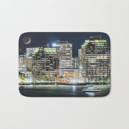 Haligonian Moonset Bath Mat