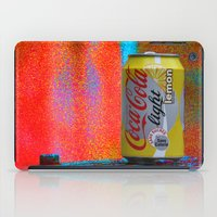 coke iPad Cases featuring Groovy Coke by BOG Design