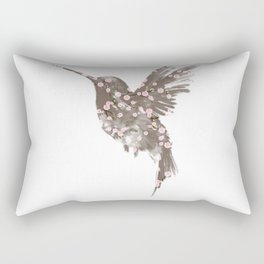 Colibrí II Rectangular Pillow