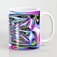 ornate Mugs featuring Ornate by David  Gough