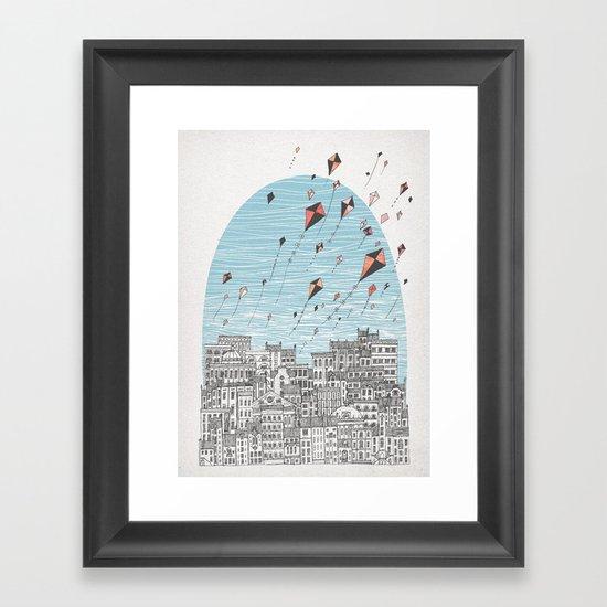 Kedesh Framed Art Print