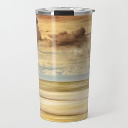 Stormy North Sea Travel Mug