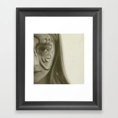 change me Framed Art Print