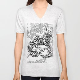 A Dragon from your Subconscious Mind #2 Unisex V-Neck