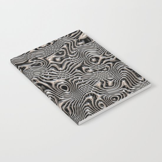 Chrome Chaos Notebook