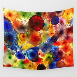Rainbow Infusion I Wall Tapestry