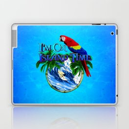 Island Time Surfing Laptop & iPad Skin