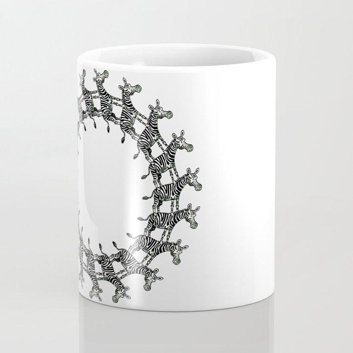 Zebras in the Loop Coffee Mug