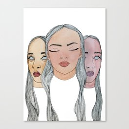 Symmetry Canvas Print