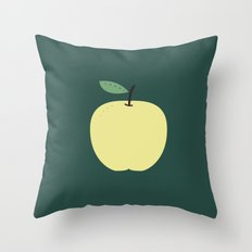 Apple 18 Throw Pillow