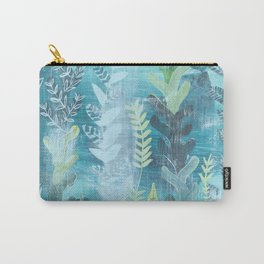 Blue Jungle (Baby) Carry-All Pouch