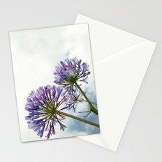Backyard Beauty - At the Metro 001 Stationery Cards