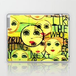 My Next Act Laptop & iPad Skin