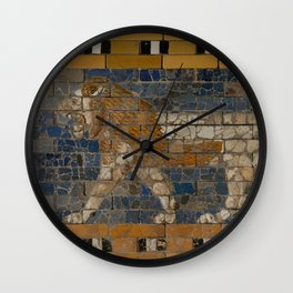 Processional Way - Babylon Wall Clock