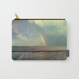 Rainbow Over Sea Carry-All Pouch