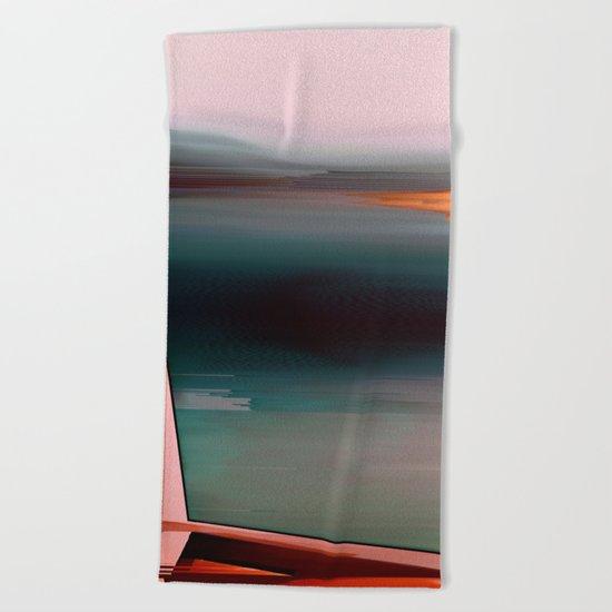Stowaway Beach Towel