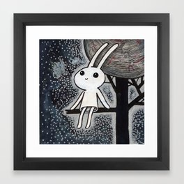 Lapin Framed Art Print