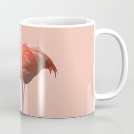 Squeaky Clean Flamingo Coffee Mug