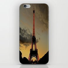 Tower Sunset iPhone & iPod Skin