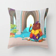 Enlightenment Throw Pillow