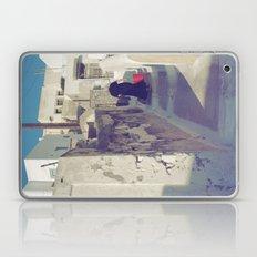 Streets of Santorini IV Laptop & iPad Skin