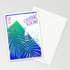 crying room Stationery Cards